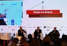 Paolo La Greca - Nuovo presidente del CeNSU